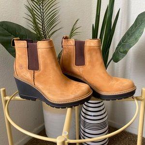 Timberland Kellis Double Gore Chelsea Wedge Boot